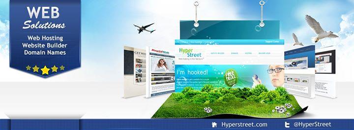 hyperstreet.com Cover
