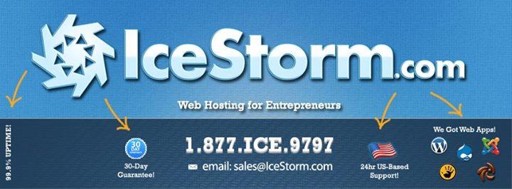 icestorm.com Cover