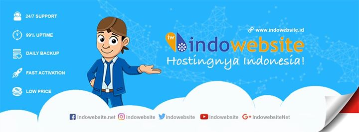 indowebsite.net Cover