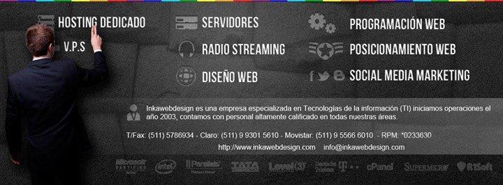 inkawebdesign.com Cover