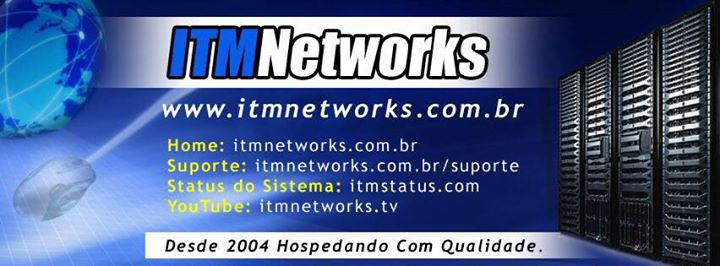 itmnetworks.com.br Cover