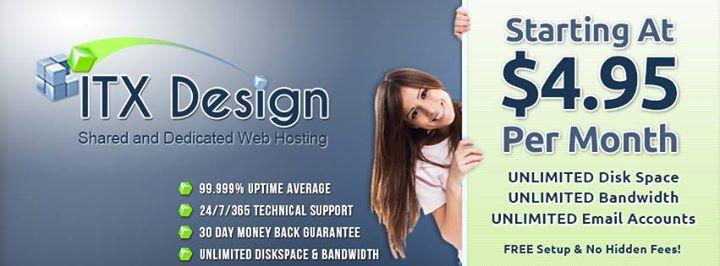 itxdesign.com Cover
