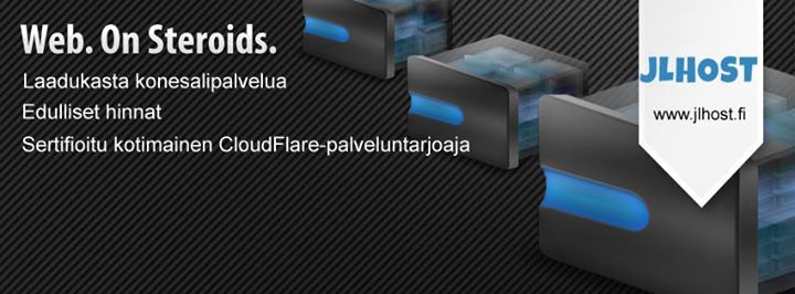 jlhost.fi Cover