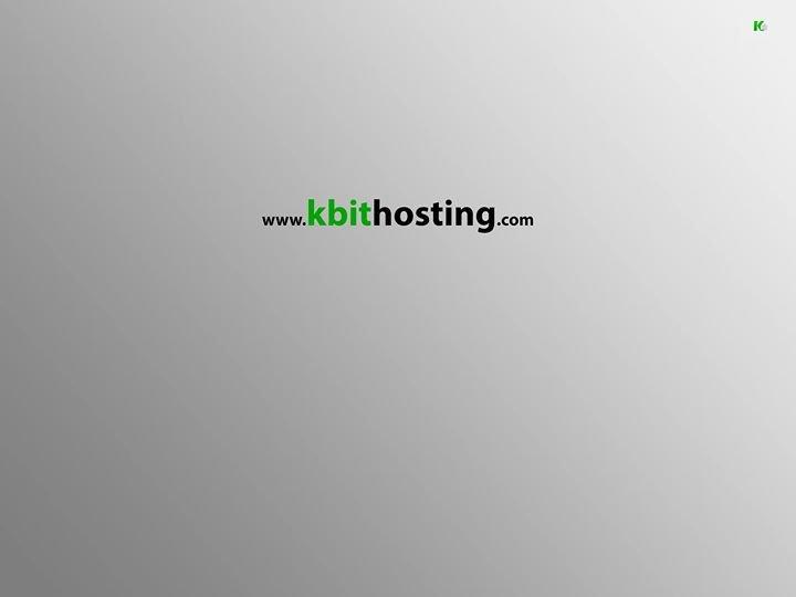 kbithosting.com Cover