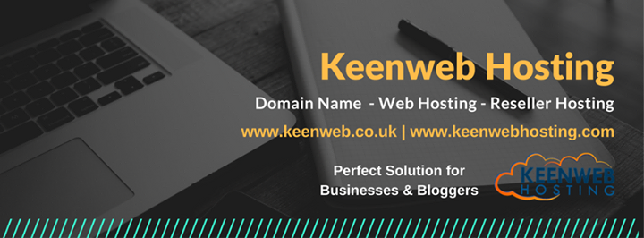 keenweb.co.uk Cover