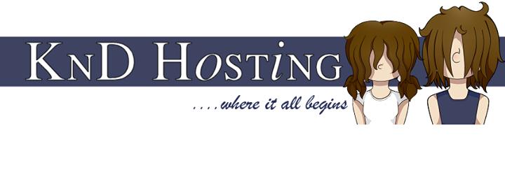 kndhosting.com Cover