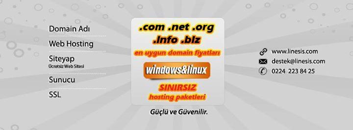 linesis.com Cover