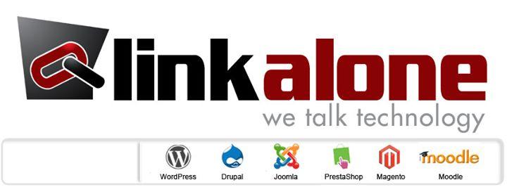 linkalone.com Cover