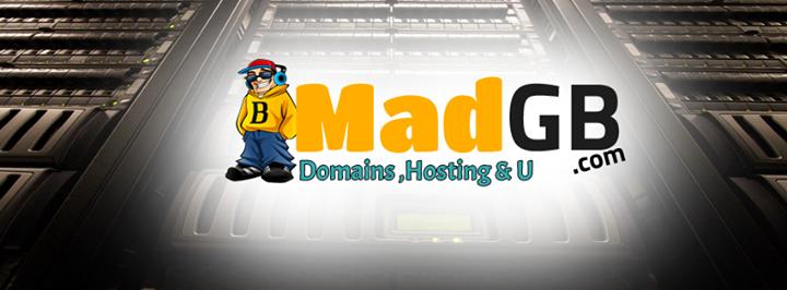 madgb.com Cover
