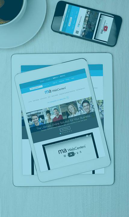 mawebcenters.com Cover