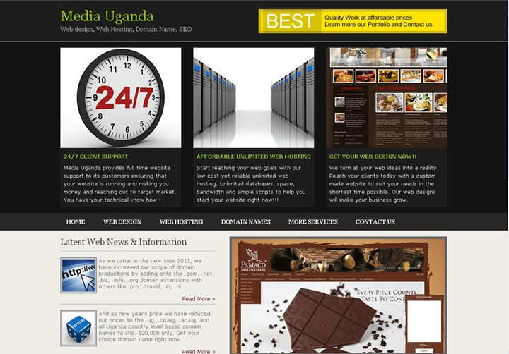 mediauganda.com Cover