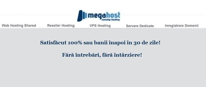 megahost.ro Cover