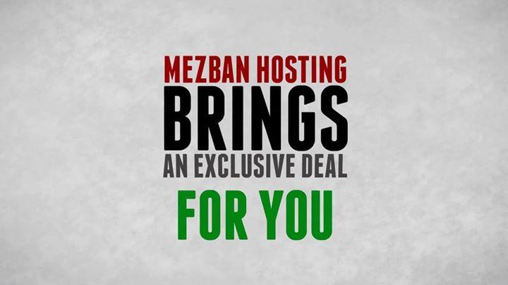 mezbanhosting.com Cover