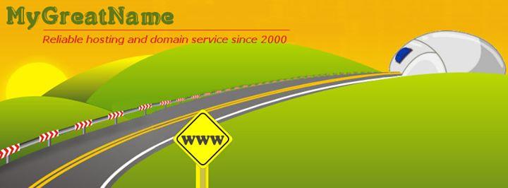 mygreatname.com Cover