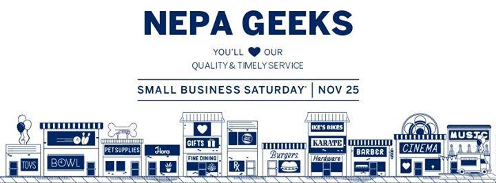 nepageeks.com Cover