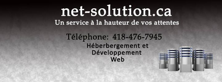 net-solution.ca Cover