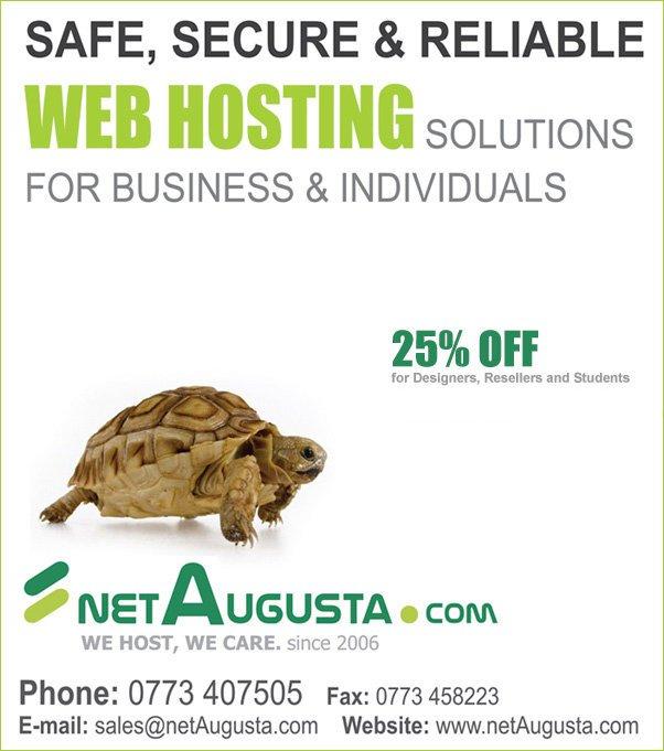 netaugusta.com Cover