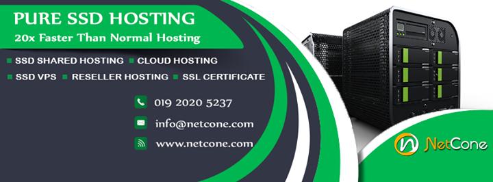 netcone.com Cover
