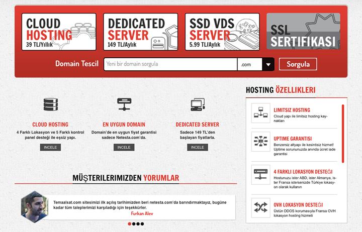 netesta.com Cover