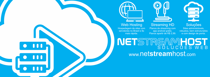 netstreamhost.com Cover