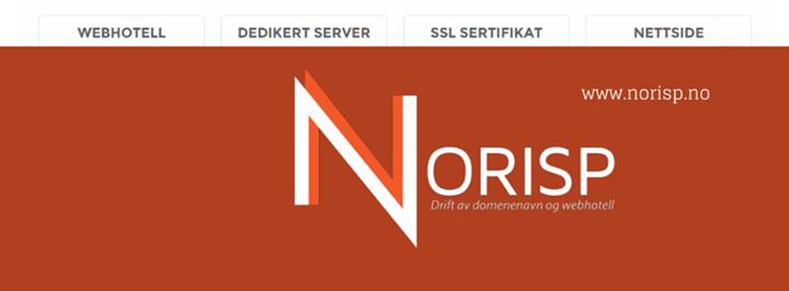 norisp.no Cover