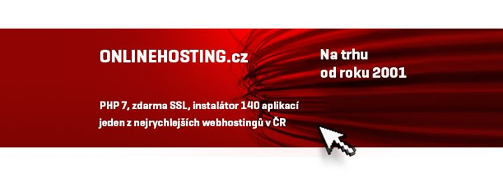 onlinehosting.cz Cover