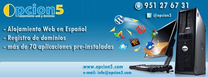 opcion5.com Cover