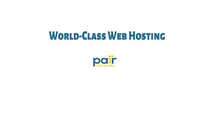 pair.com Cover
