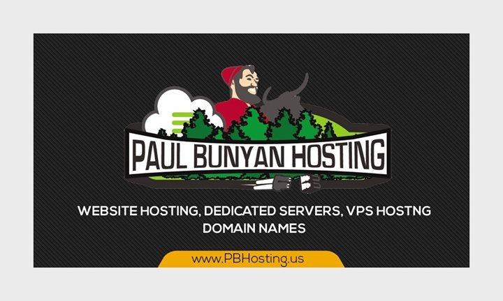 paulbunyanhosting.com Cover