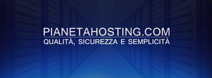 pianetahosting.com Cover