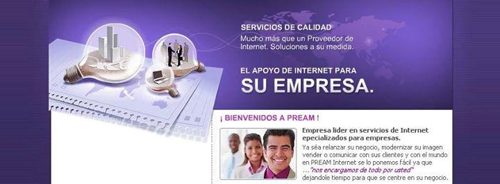 pream.com Cover