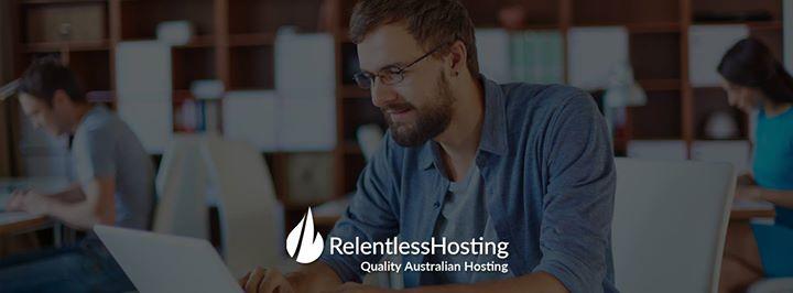 relentlesshosting.com.au Cover