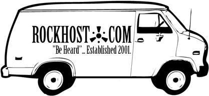 rockhost.com Cover