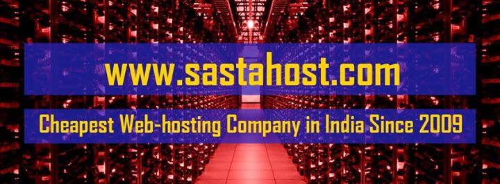 sastahost.com Cover
