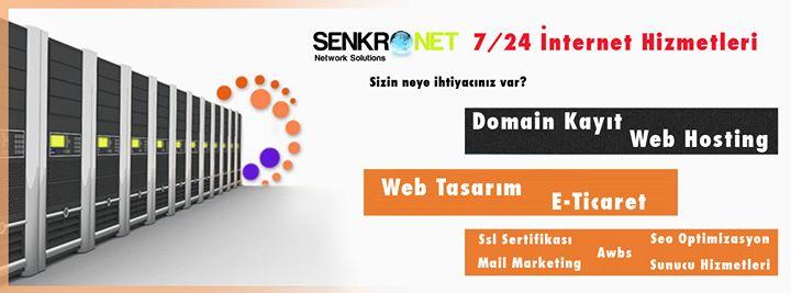 senkronet.com.tr Cover