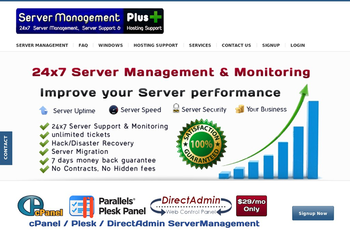 servermanagementplus.com Cover