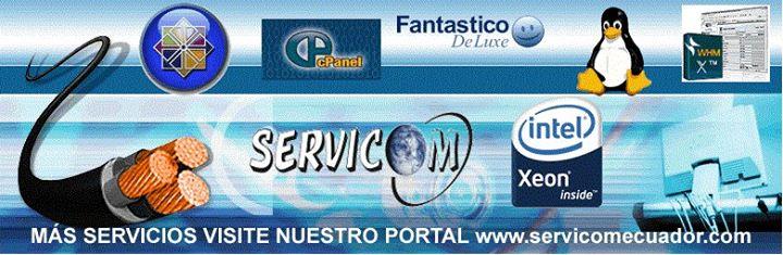 servicomecuador.com Cover