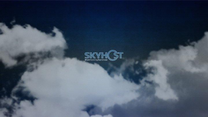 skyhost.com.br Cover