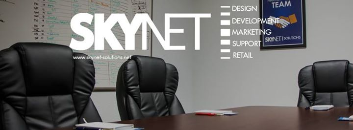 skynet-solutions.net Cover
