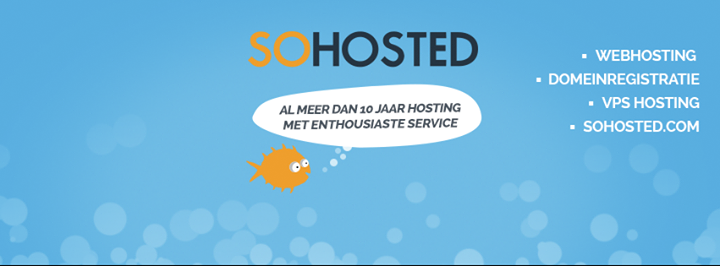 sohosted.com Cover