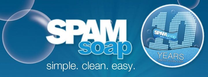 spamsoap.com Cover