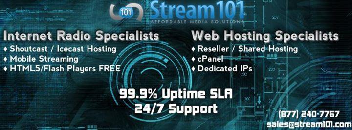 stream101.com Cover