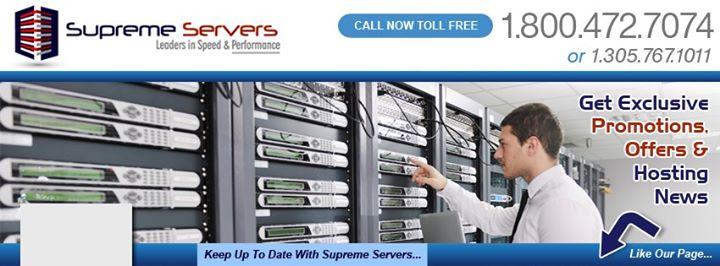 supremeservers.com Cover