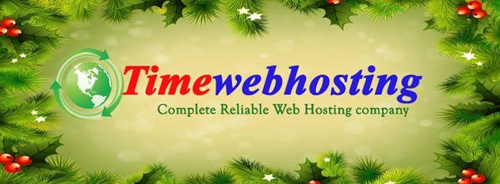 timewebhosting.com Cover