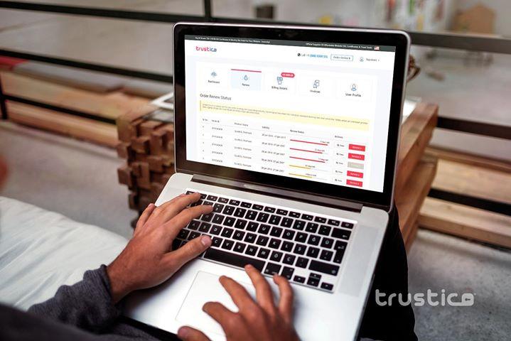 trustico.com Cover