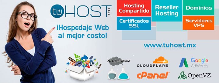 tuhost.mx Cover