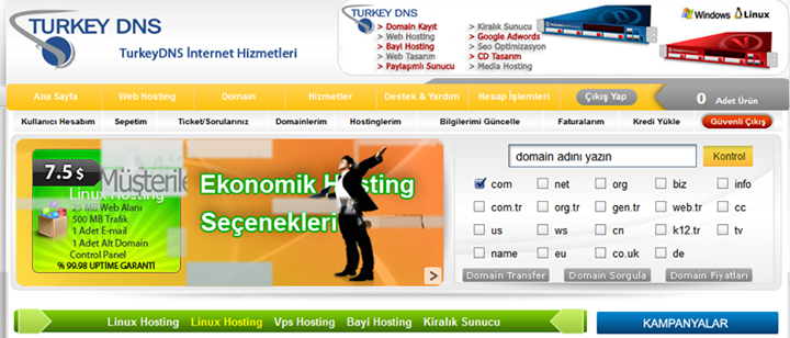 turkeydns.net Cover