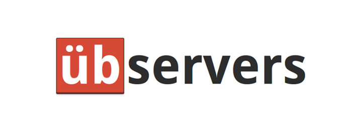 ubservers.com Cover