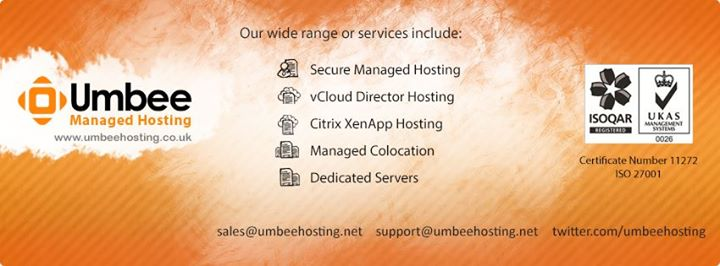 umbeehosting.net Cover