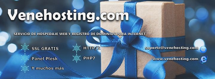 venehosting.com Cover